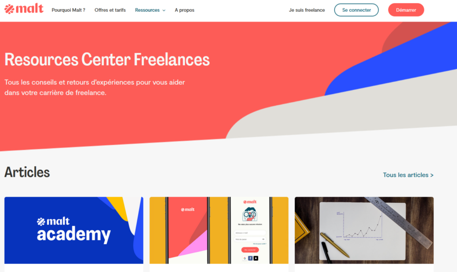 Devenir freelance sur la plateforme collaborative Malt