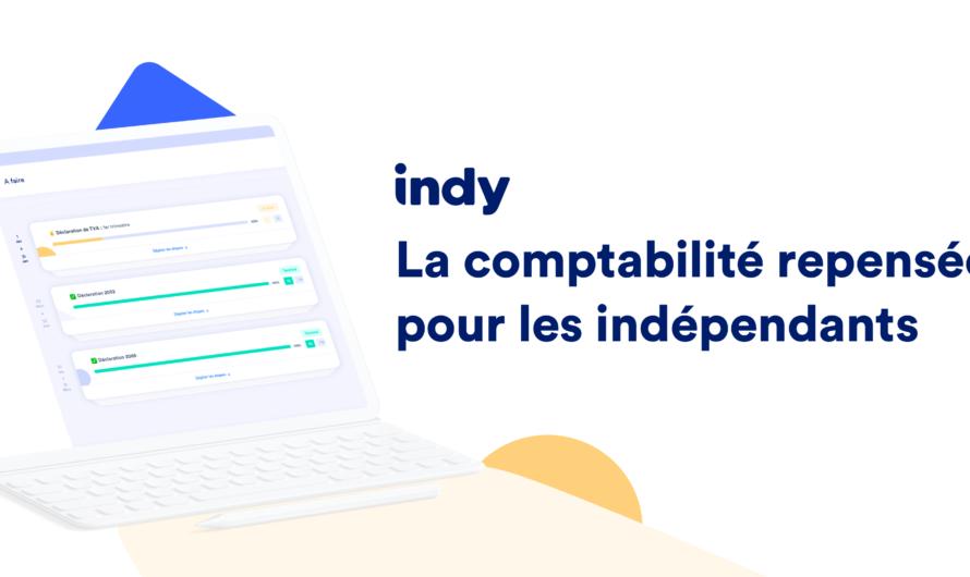 Georges.tech devient Indy et lève 35 millions d'euros