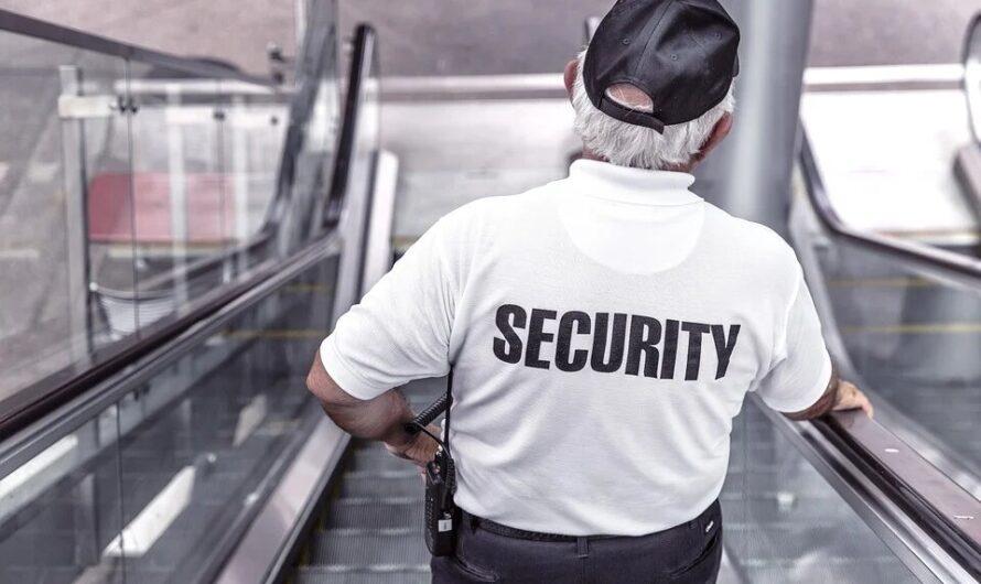 Devenir agent de sécurité en auto entrepreneur